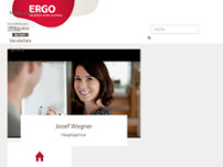 Generali Versicherung AG Hobelsberger + Wagner website screenshot