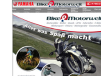 Bike & Motorwelt Inhaber I. Schindel website screenshot