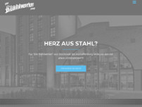 Die Stahlwerker GmbH website screenshot
