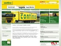 Contino Deutschland GmbH website screenshot