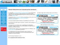 Computertechnik Dornbusch website screenshot