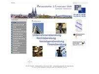 Petzendorfer & Linseisen GbR website screenshot