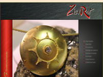 Zierrat KG website screenshot