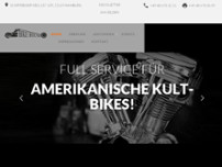 Bike House website screenshot