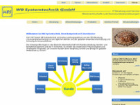 WB Systemtechnik GmbH website screenshot