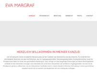 Angelika Stein website screenshot