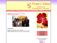 Chris Schwarz website screenshot