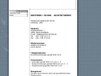 Beusterien + Eschwe website screenshot