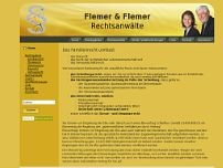 Flemer & Flemer website screenshot