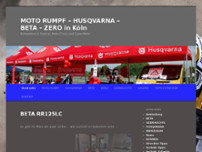 Moto Rumpf GmbH website screenshot