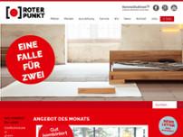 roter punkt gesellschaft f r einrichtung mbh betten in n rnberg glei b hlstr 11. Black Bedroom Furniture Sets. Home Design Ideas