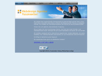Webdesign Traumweber website screenshot
