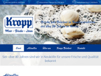 H.u.M. Kropp GmbH website screenshot
