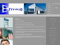 Gerd-Otto Ermke Glas und Fenster Ermke website screenshot