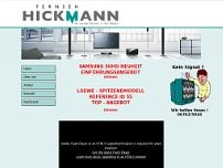 Hickmann.de GmbH website screenshot