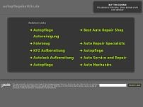 APB-Autopflege Bottlis website screenshot
