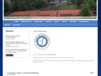 Tennis-Club Duisburg-Süd e.V. website screenshot
