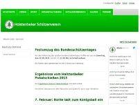 Halstenbeker Schutzenverein V 1886 E V Firmen In Halstenbek