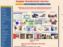 Kappler website screenshot