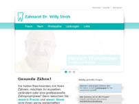 Willy Stroh website screenshot