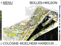 Bolles + Wilson GmbH & Co. KG website screenshot
