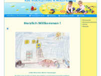 Kath. Kindertagesstätte St. Michael website screenshot