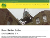 Jörg Steffen website screenshot