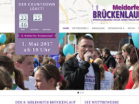 Turn- und Rasensportverein Meldorf website screenshot