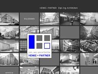 Henke u. Partner website screenshot