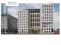 IGM GmbH website screenshot