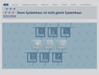 Die Netz-Werker AG website screenshot