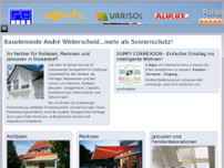 Bauelemente Winterscheid website screenshot