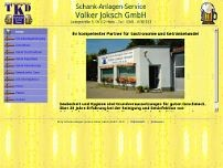 Schankanlagenservice Volker Joksch website screenshot
