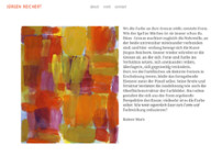 Kunsthaus Fischer Inh. Kraushaar Markus Georg website screenshot