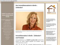 TARGET Immobilien GbR website screenshot