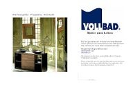 Wenicker-Vollbad website screenshot