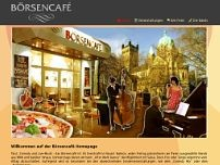 Börsencafe website screenshot