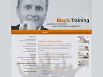 Mach website screenshot