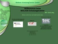NIELSEN SchulungsCenter GmbH website screenshot