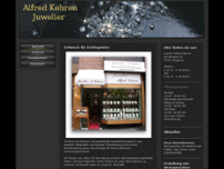 Juwelier Kehren Siegburg website screenshot