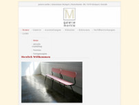 Galerienhaus Stuttgart website screenshot