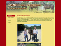 Hubert Hesker-Lengermann website screenshot