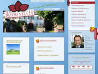 Rothenbuch website screenshot