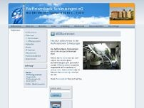 RAIFFEISENBANK SCHLEUSINGEN e.G. website screenshot