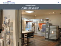 Paulsen Andreas GmbH website screenshot