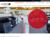 Steffers GmbH & Co. KG website screenshot