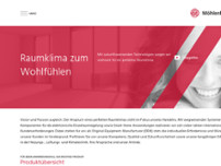 Möhlenhoff GmbH website screenshot