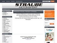 Straube website screenshot