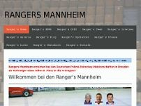 Polizeipräsidium mit allen Dienstzweigen website screenshot