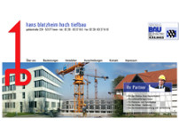 Blatzheim Bauunternehmung GmbH & Co KG website screenshot
